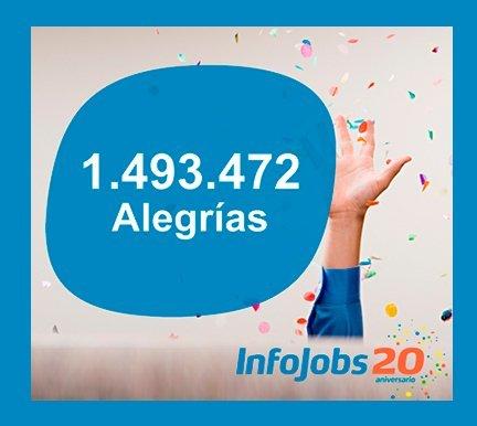 Alegrías InfoJobs 2017