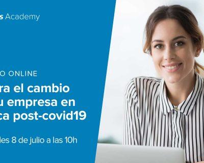 Lidera el cambio en tu empresa en época post-covid19 | Galicia